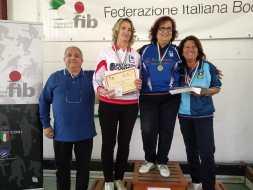 Camp Reg 2019 Femminile Raffa Francesconi Buguslawa Maccioni