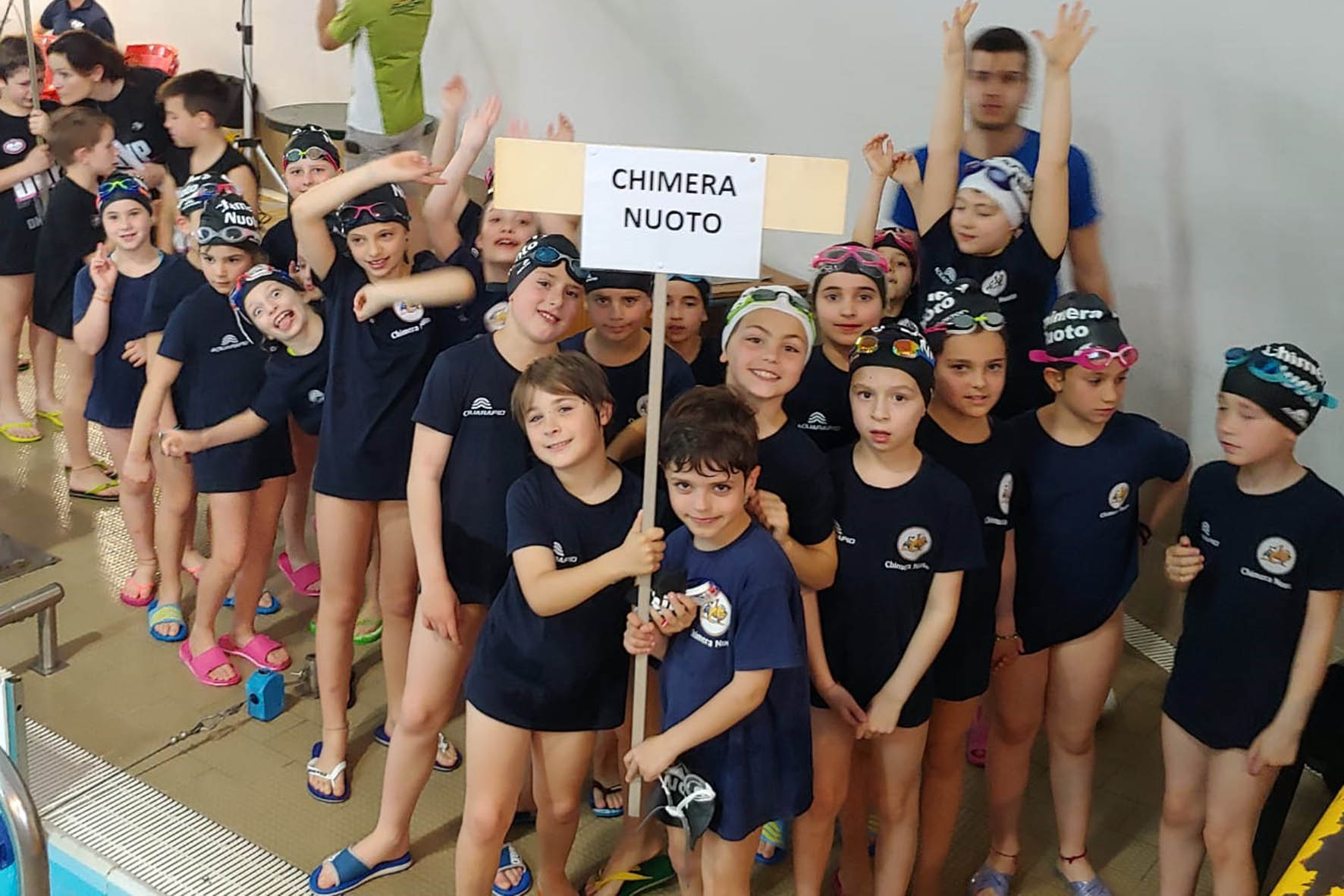 2600b34805ab La Chimera Nuoto vince otto titoli regionali nel Propaganda - ArezzoWeb