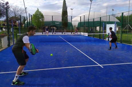 Tennis Giotto - Partita padel (1)