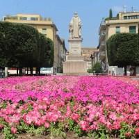 Piazza Guido Monaco da cartolina