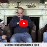 """Gianni Sarrini Coordinatore di Regia ospite a """"UN ALTRO GIRO DI GIOSTRA"""""""