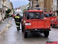 Nubifragio Arezzo - 01