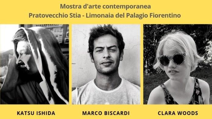 Clara Wods - Marco Biscardi - Katsu Ishida Stia