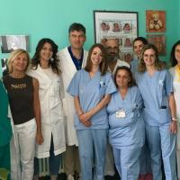 Taglio cesareo, i babbi possono stare in sala operatoria