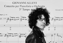 Giovanni Allevi in concerto gratuito all'Outlet Village, sabato 7 settembre