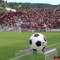 Non va oltre il pari l'Arezzo contro la Pergolettese