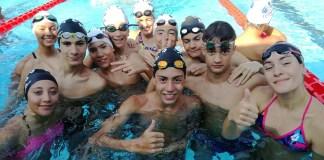 Chimera Nuoto Agosnisti