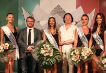 Le aretine Veronica Lo Giudice e Giulia Duranti fra le prime 6 classificate alla finale regionale di Miss Sport Toscana