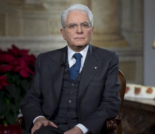 Sergio Mattarella (Foto Quirinale)