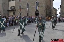 139ma Giostra del Saracino - Sfilata - 020