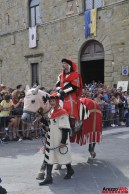 139ma Giostra del Saracino - Sfilata - 030