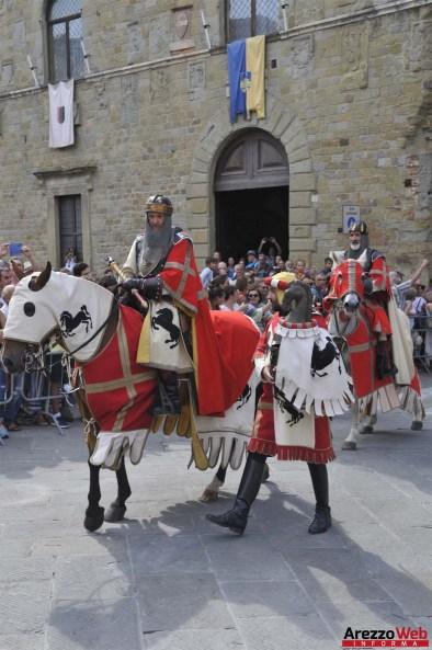 139ma Giostra del Saracino - Sfilata - 031