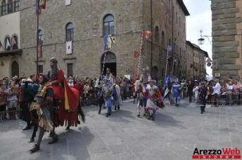 139ma Giostra del Saracino - Sfilata - 033