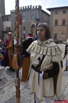139ma Giostra del Saracino - Sfilata - 038