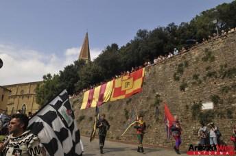 139ma Giostra del Saracino - Sfilata - 042