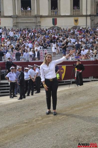 139ma Giostra del Saracino - Sfilata - 049