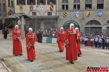 139ma Giostra del Saracino - Sfilata - 058