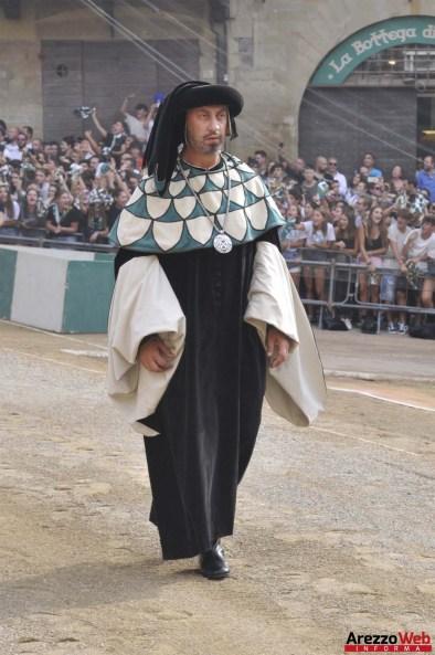 139ma Giostra del Saracino - Sfilata - 060