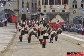 139ma Giostra del Saracino - Sfilata - 072