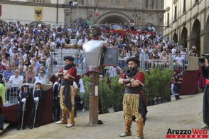 139ma Giostra del Saracino - Sfilata - 077
