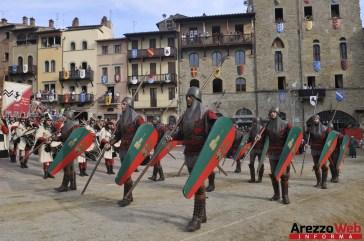 139ma Giostra del Saracino - Sfilata - 079