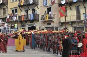 139ma Giostra del Saracino - Sfilata - 084