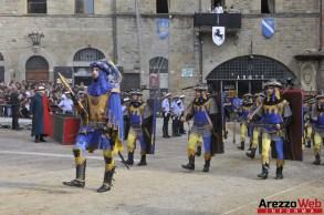 139ma Giostra del Saracino - Sfilata - 093