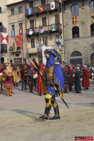 139ma Giostra del Saracino - Sfilata - 094