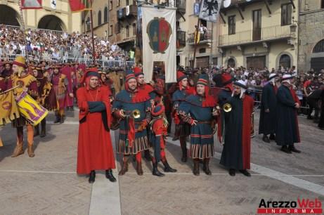 139ma Giostra del Saracino - Sfilata - 097