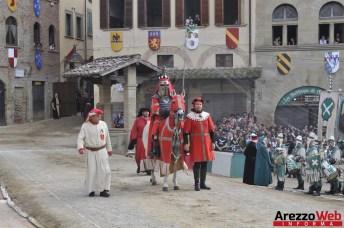 139ma Giostra del Saracino - Sfilata - 117