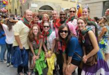 Arezzo da il benvenuto ai nuovi studenti americani dell'Accademia dell'Arte