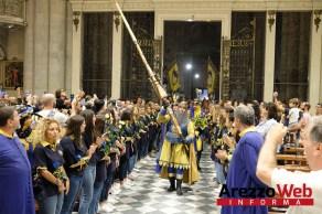 GIOSTRA DEL SARACINO - Te deum Santo Spirito - 02