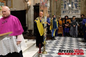 GIOSTRA DEL SARACINO - Te deum Santo Spirito - 09