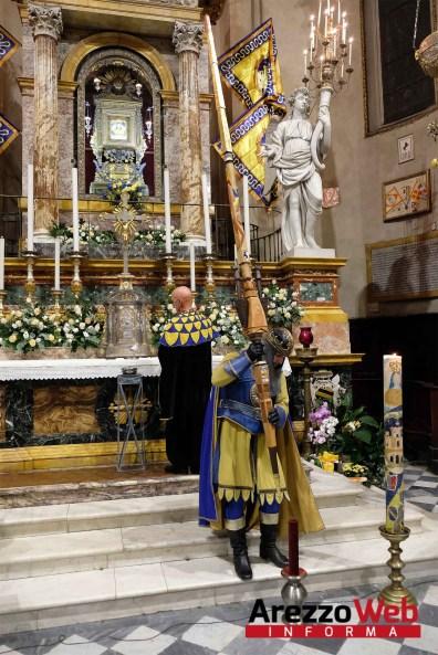GIOSTRA DEL SARACINO - Te deum Santo Spirito - 10