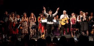 Orchestra Multietnica di Arezzo al Festival al Ponte di Perugia