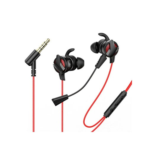 Baseus GAMO H15 Wired Gaming Earphones with Dual Microphone