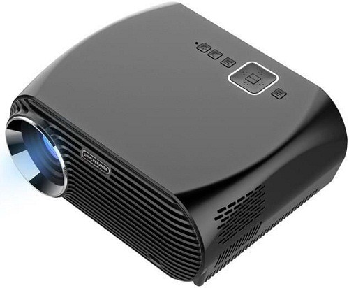 Simple Beamer GP 100 UP 3500 ANSI Lumens LED Projector