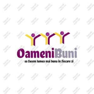 Logo pentru asociatii si initiative umanitare, precum si pentru ONGuri