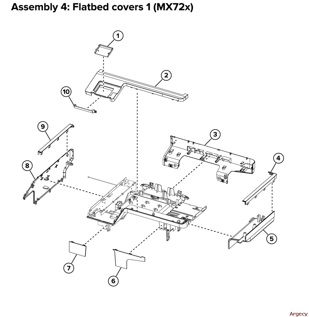Flatbed Parts