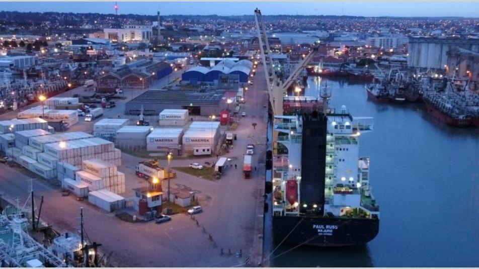terminal contenedores mar del plata
