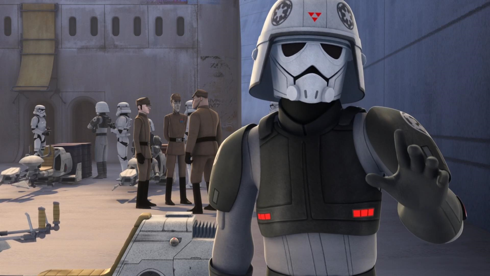 ARGENTeaM Star Wars Rebels 2014 S01E01 Spark Of Rebellion