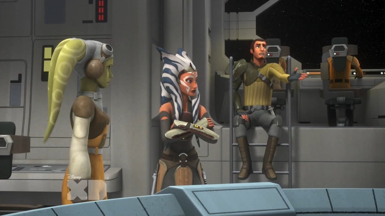 ARGENTeaM Star Wars Rebels 2014 S02E00 The Siege Of Lothal Parts 1 Amp 2