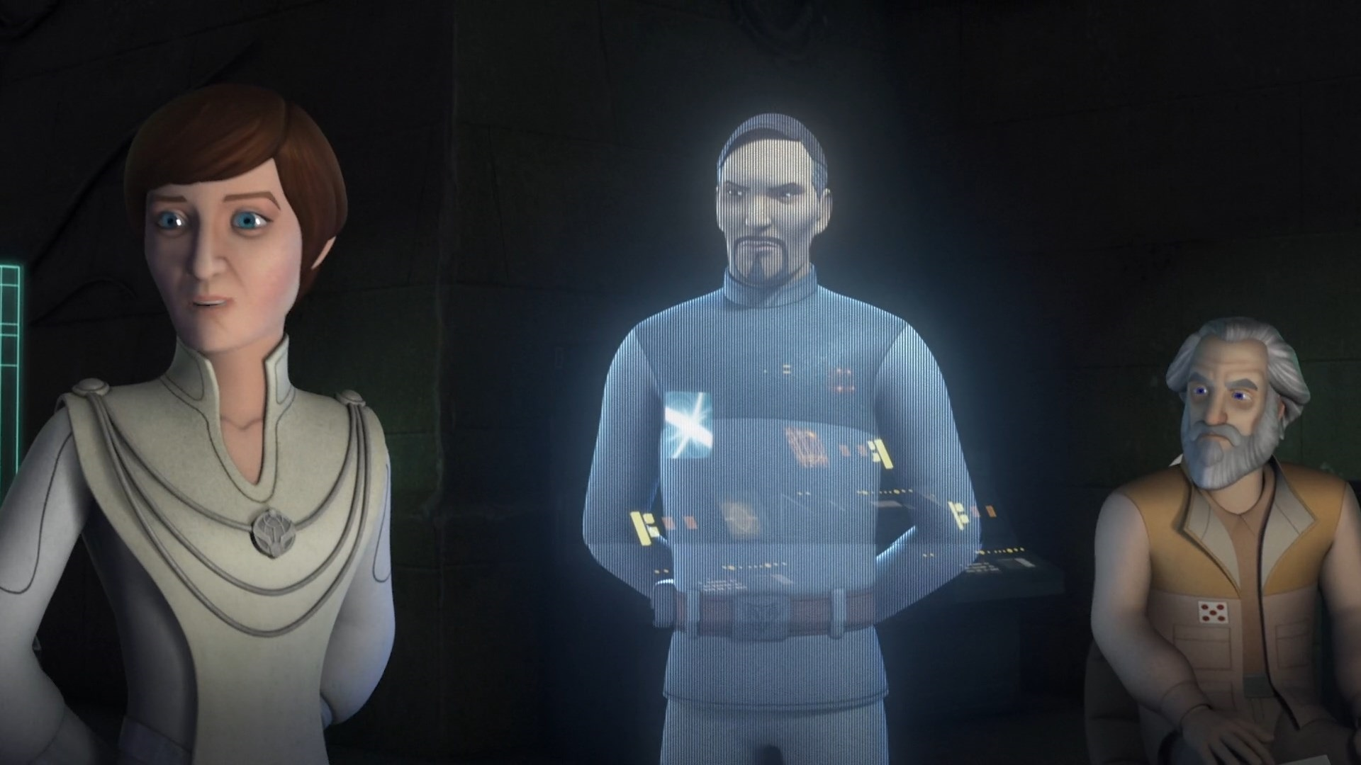 ARGENTeaM Star Wars Rebels 2014 S04E03 In The Name