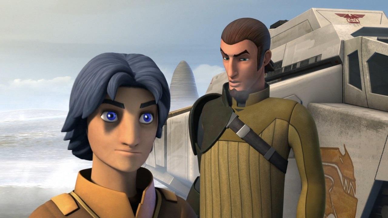 ARGENTeaM Star Wars Rebels 2014 S01E09 Path Of The Jedi