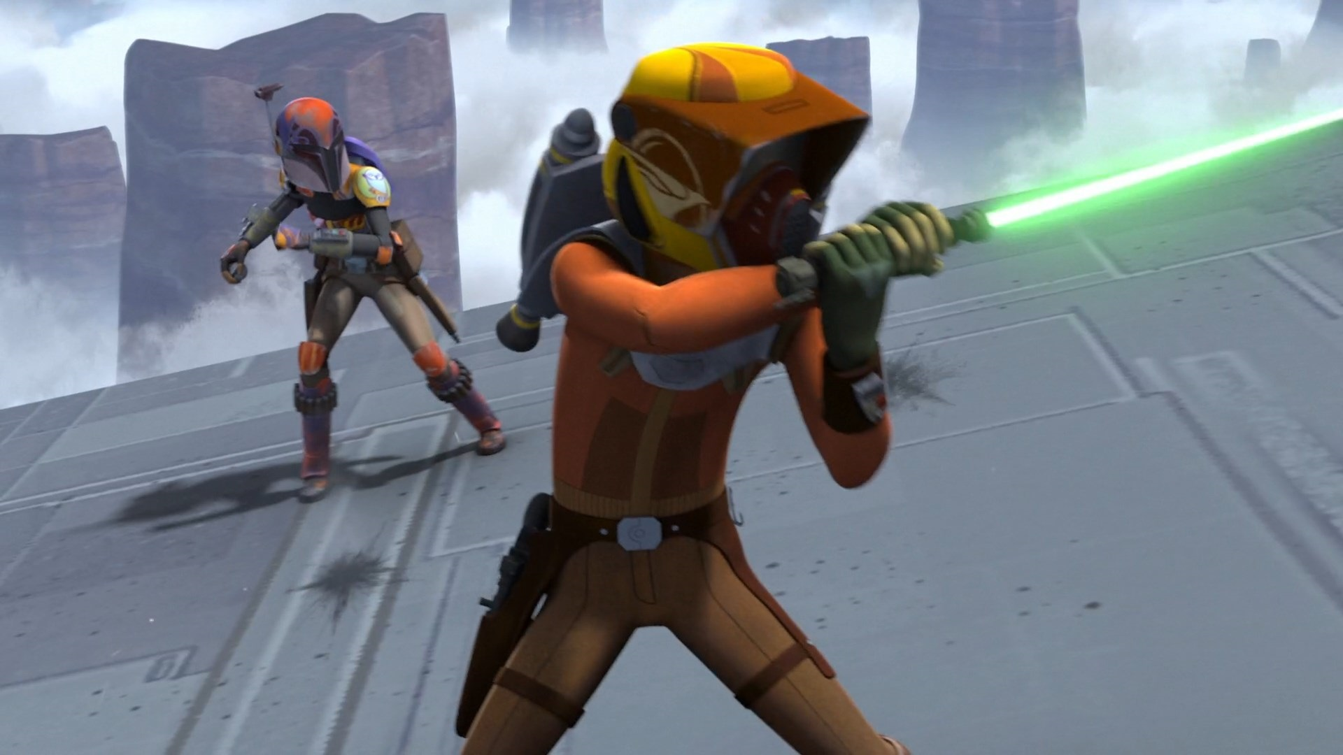 ARGENTeaM Star Wars Rebels 2014 S04E03 In The Name Of The Rebellion 1