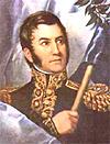 Josè de San Martin difende l'indipendenza