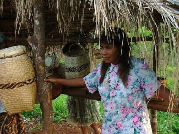 Mujer Mbya Guarani Misiones (1)