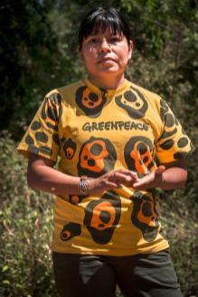 NoemiCruz(Greenpeace)