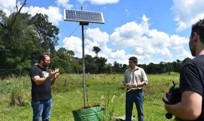 Ganaderos(Tranqueras y Equipo Energia Solar)