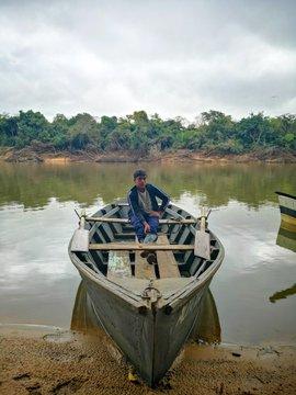 Imponente Guapo'y a orillas del Río Aquidaban10